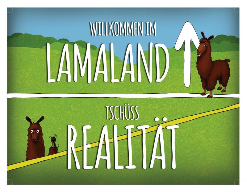 Blog-Beitrag: Wer kommt mit ins Lamaland?...