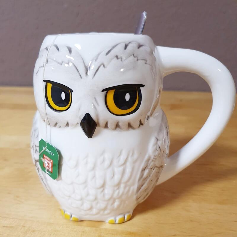 Harry Potter Schneeeule Hedwig Kaffeebecher