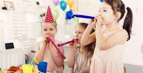 Geschenke für kleine Mädchen