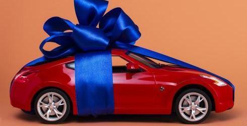 Geschenke zum Führerschein