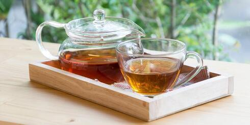 Lustige und originelle Teesiebe